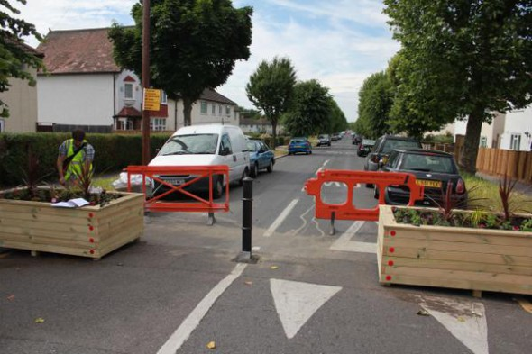 """""""Filtered permeability"""": what many people would call a road block"""