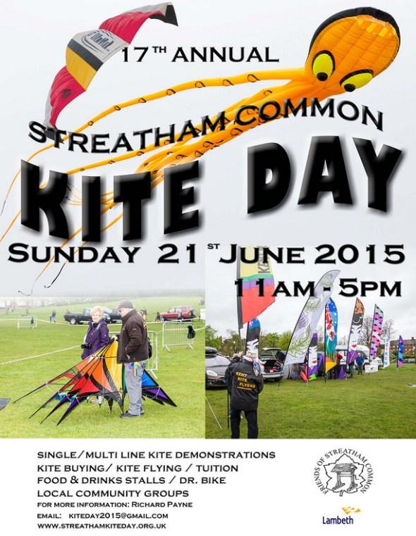 streatham kite day