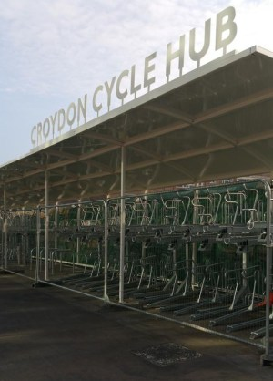 A hub, without spokes: the yet-to-open Croydon Cycle Hub