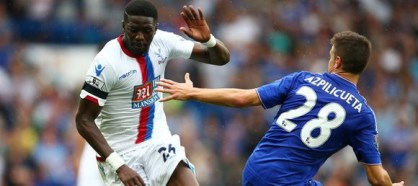 New Palace signing Bakary Sako was a handful for Chelsea defenders
