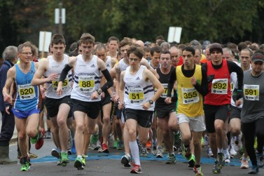Will you be ready to toe the start-line for this year's Croydon 10K?