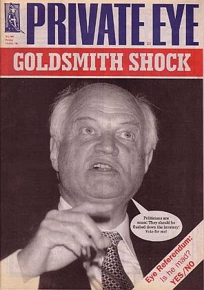 Goldsmith cover