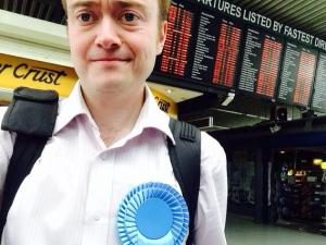 Tory activist, failed candidate, Oasis PR 'guru' and Shirley Park governor Gareth Streeter