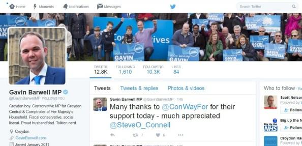 Barwell Conservative Way Froward