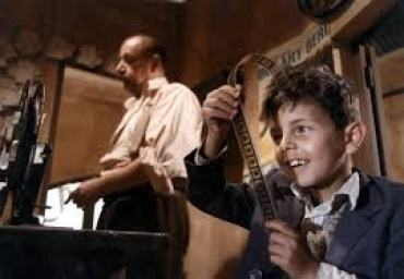 A love letter to the cinema: the acclaimed Cinema Paradiso