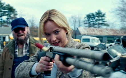 Baffling: Jennifer Lawrence in Joy