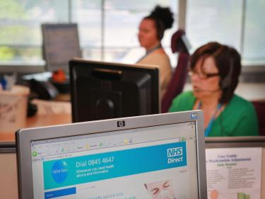 There are growing reservations about the capabilities of the re-branded NHS 111 service