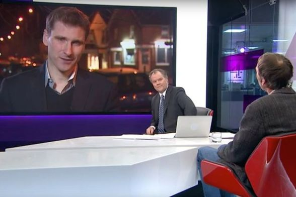 Chris Philp, Croydon South's property developer MP, might regret his appearance on C4 News on Friday
