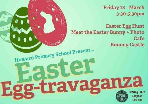 School Easter fete