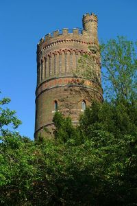 The Croydon Water Tower: in the council's hands