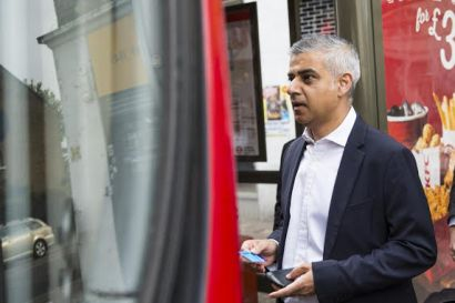 Sadiq Khan: the Mayor of London is introducing Hopper fares on buses, and trams