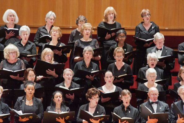 Croydon's largest and longest-running choir, is performing a jazz mass this month