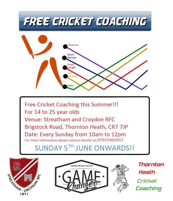 Cricket courses