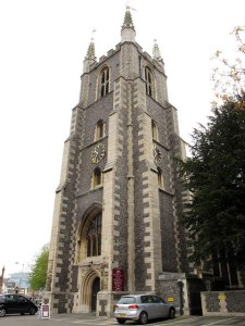 Croydon's Parish Church has become Croydon Minster under Canon Boswell's stewardship
