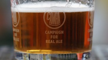 Campaign For Real Ale Hold The Great British Beer Festival
