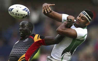 Uganda v Sri Lanka in the Rugby 7s at the Glasgow Commonwealth Games - the sort of sporting event which could prove a big draw if staged in south London