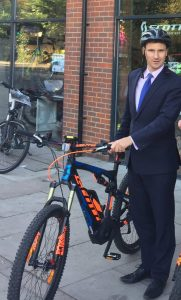 Tory MP Chris Philp: ill-equipped for the Croydon Cruise