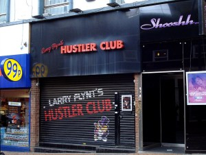 Croydon's Hustler Club cut in its licence fee