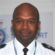 Jeff Boothe: to be Croydon's Borough Commander