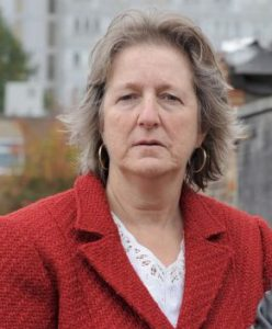 Ruth Dombey: her mother is a trustee on another Sutton charity alongside fraudster Alan Salter