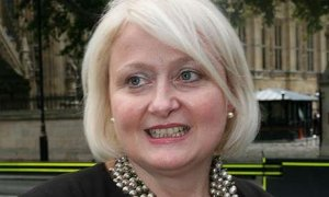 Siobhain McDonagh: her Mitcham and Morden Labour constituency has been erased from existance by the Boundary Commission