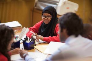 A housing association charitable arm is providing tutoring for 9- to 11-year-olds in Croydon