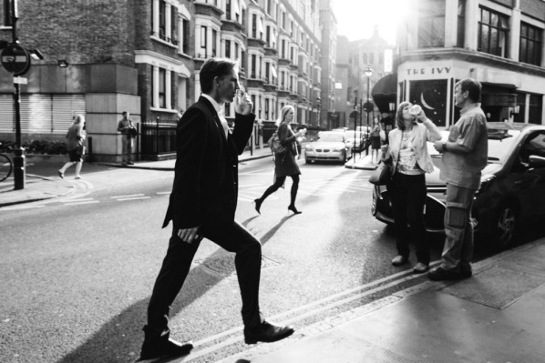 Wayne Le, a keen member of the Lenses of Croydon group, is a world-renowned wedding photographer who relishes taking street photography