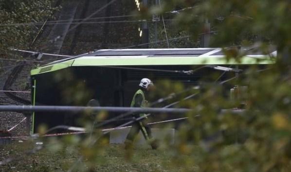 Documents show TfL censored safety audit after tram crash ...