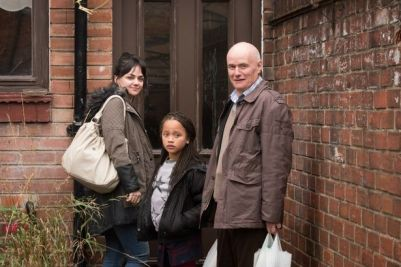 A scene from Ken Loach's BAFTA-winning I Daniel Blake. Its account of the broken benefits system is played out in Croydon daily
