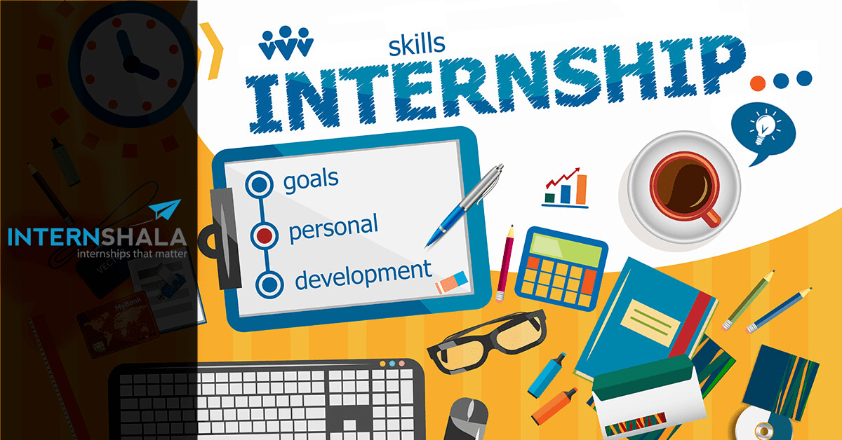 Golden Platform to gain experience and skills: Internshala