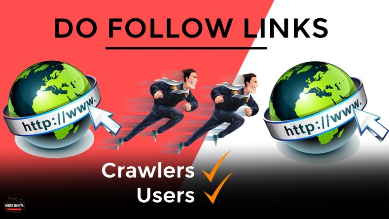 do follow backlinks allows crawlers to crawl content