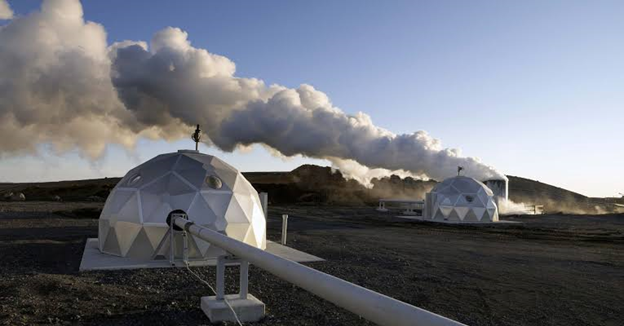 Geothermal heat in 10 sources of energy