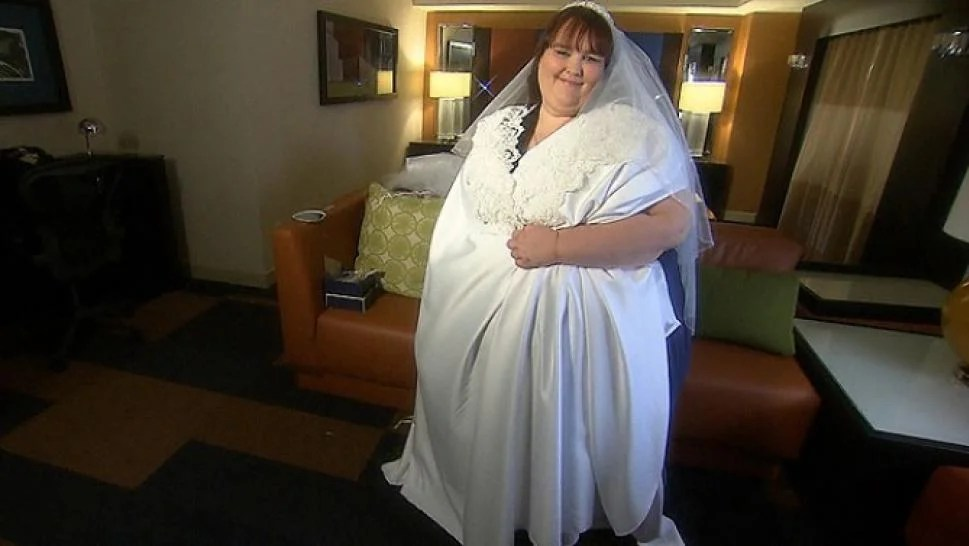 America's Most Obese Bride Left At The Altar