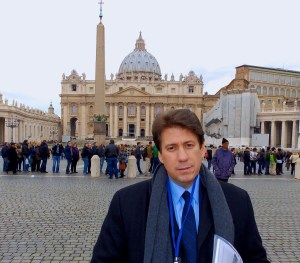 "A portion of each episode of EWTN's new mini-series, ""A Travel Guide to Heaven,"" was filmed in Rome, Assisi, Florence, Venice, the Amalfi Coast, Rome's hill towns, and New York."