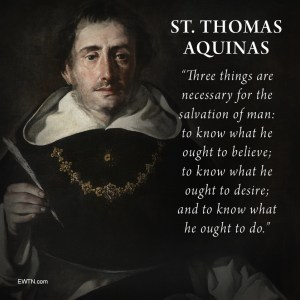 January 28 Thomas Aquinas (2)