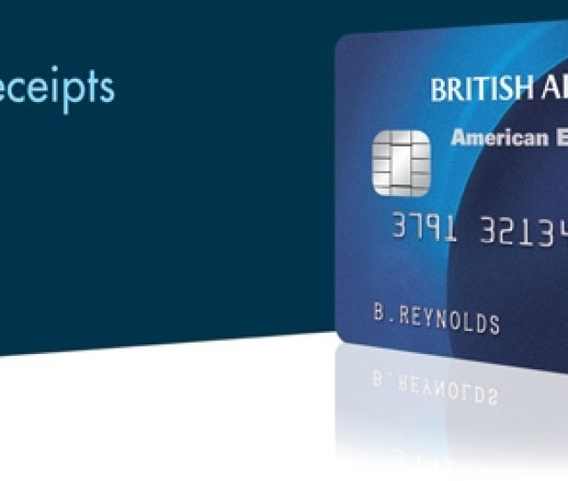 How To Get A British Airways  Ticket With Minimum Spend Insideflyer Uk