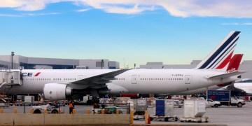 Air France Boeing 777-328ER airplane Brian Cohen