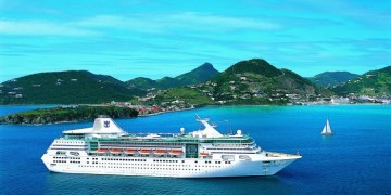 empress of the seas, royal caribbean,