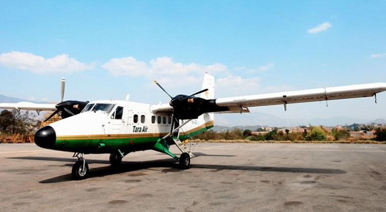 Tara Air Airplane