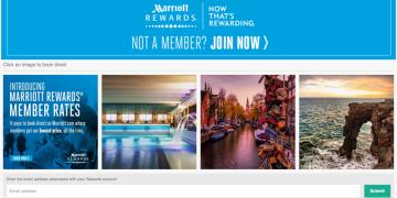 500 Free Marriott Rewards Points Instagram