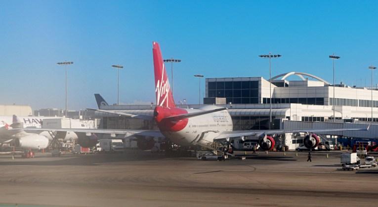 Virgin Atlantic Airways Boeing 747-400 aircraft