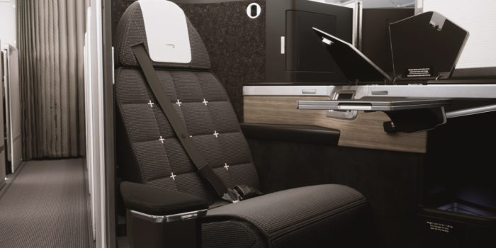 new business class products