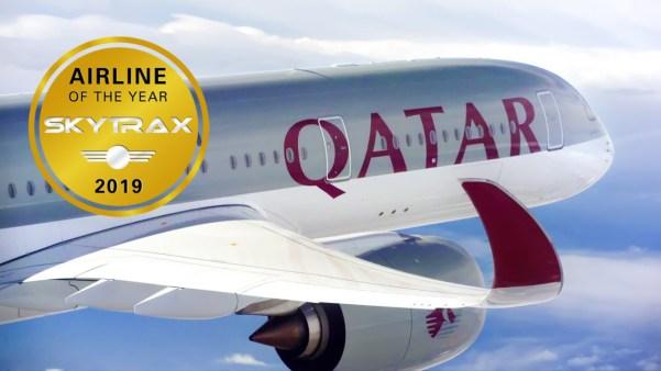 Qatar Airways Airline of the year
