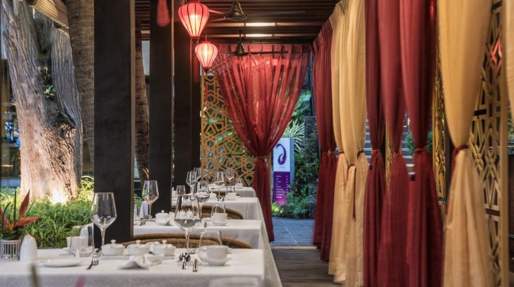 Tao Restaurant at Cinnamon Grand Colombo
