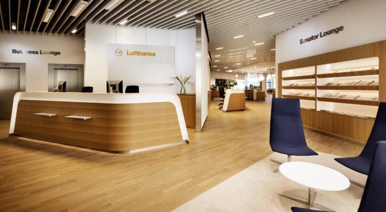 Lufthansa Lounges