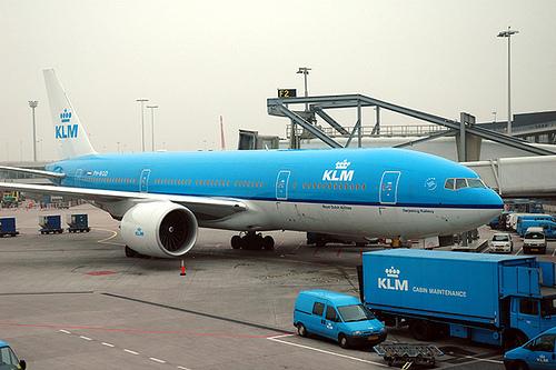 KLM 777 200