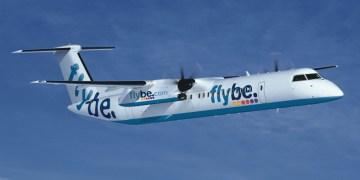 Flybe Bombardier 400
