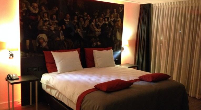 Standardroom Grand Hotel Amstelveen