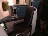 Nieuwe KLM World Business Class