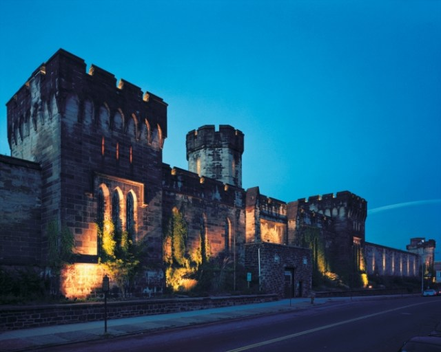Bron : Eastern State Penitentiary